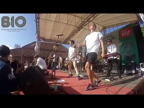 Bandung Inikami Orcheska - Cerah [Live]