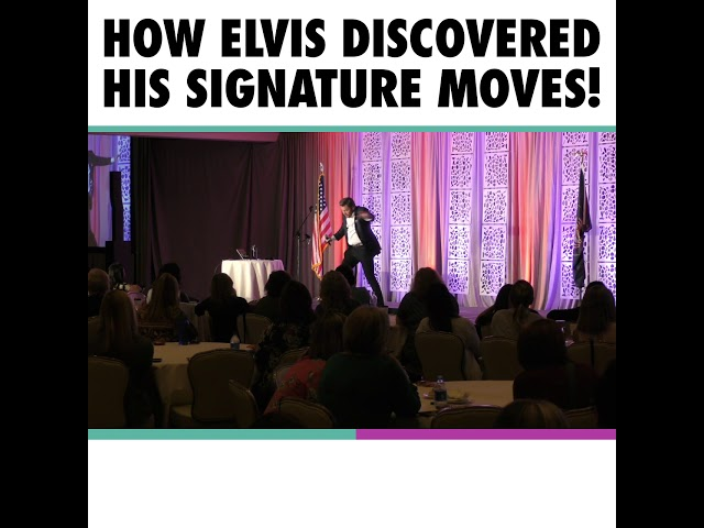 How Elvis Discovered His Signature Moves