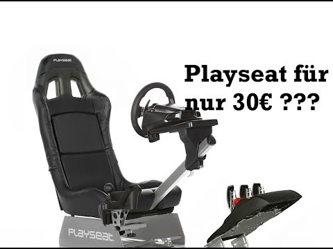 Ein Playseat Fur Nur 30 Playseat Selber Bauen Marman Youtube