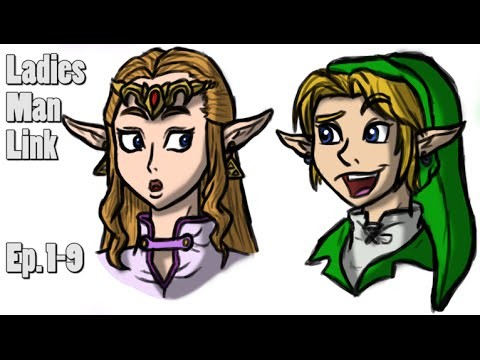 Ladies' Man Link: Episodes 1-9 (The COMIC DUB!)