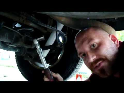 How to Replace Rear Shocks on 2003 Tahoe, GMC, Yukon, Suburban IN YOUR DRIVEWAY!