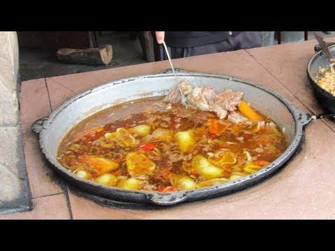 Таджикский рецепт похудения - легкие супы