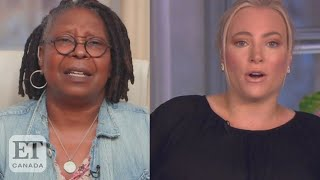 Whoopi Goldberg, Meghan McCain Disagree Over Past Interview