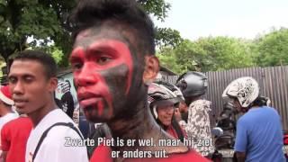 Sie gins kom de stoomboot  - Sinterklaas op De Molukken: Ambon