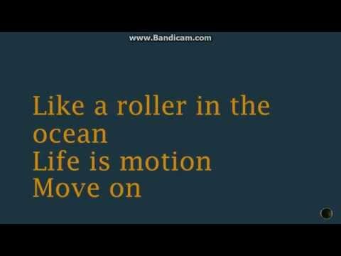ABBA - Move On (Lyrics)