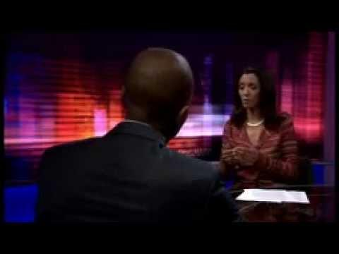Democratic Alliance leader, Mmusi Maimane talks to BBC HARDtalk