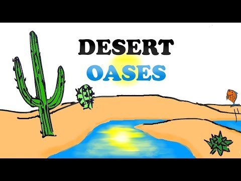 How DESERTS May Become OASES