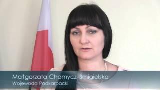 Życzenia Wielkanocne Wojewody Podkarpackiego Małgorzaty Chomycz-Śmigielskiej