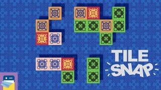 Tile Snap: iOS Gameplay Walkthrough Part 2 (by Ian MacLarty)