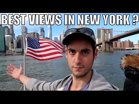 DUMBO + BROOKLYN BRIDGE (Things To Do In New York City!)