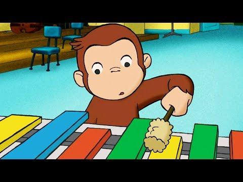 Jorge el Curioso en Español 🐵Aprende las Notas 🐵 Episodio Completo 🐵 Caricaturas Para Niños