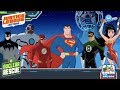 Justice League Action: Nuclear Rescue - Thwarting Brainiac's Plans (Cartoon Network Games)