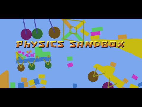 Physics Sandbox БЕЗКОШТОВНО