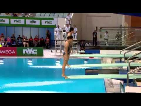 2015 World Series Dubai - Mixed 3m Synchro Springboard Final