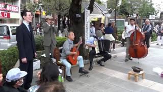 ああ上野駅 東京大衆歌謡楽団  2013.10.6
