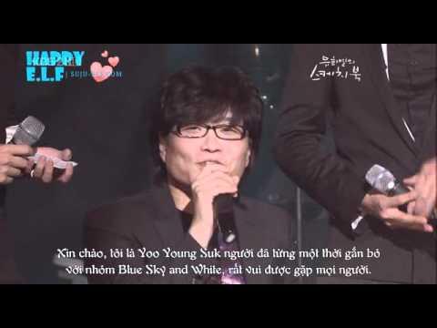 Download [VS] [Suju-Elf.com] 090718 Yoo Hee Yeol's Sketchbook - Kyuhyun Perf and Interview Cut