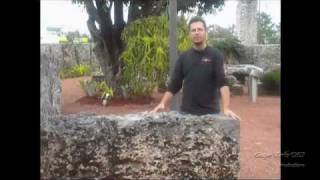 Coral Castle Tour Part 1