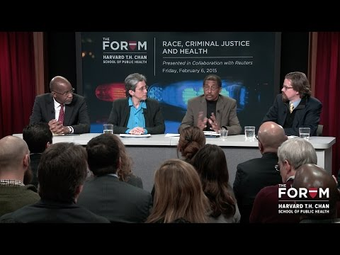 Race, Criminal Justice and Health