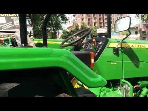 John deere 5050 d 50 hp with 7 ft rotavator by Tejinder Singh