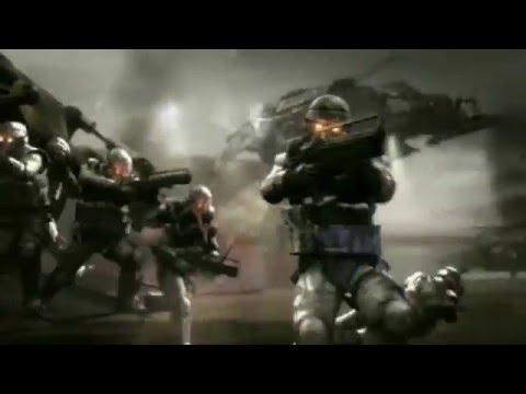 Killzone Intro 2004, (Sony/Guerrilla Games)