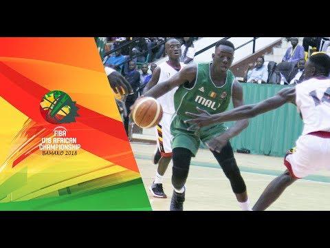 Uganda v Mali - Full Game - FIBA U18 African Championship 2018