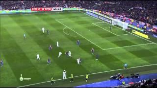 Барселона VS Реал Мадрид 2-2 2012HD
