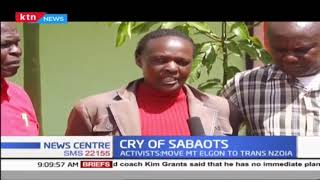 Cry of Sabaots: Activists want MT Elgon merged with Trans Nzoia