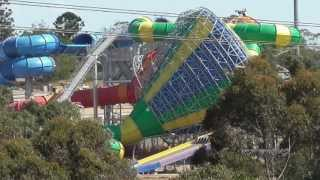 wet n wild sydney under construction part 30