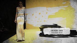 YouTube EXCLUSIVE: ERWIN TAN | Philippine Fashion Week - HOLIDAY 2014 Thumbnail