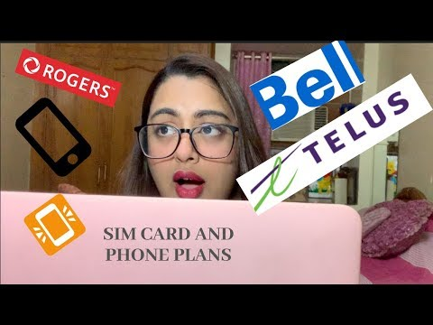 EVERYTHING YOU NEED TO KNOW TO GET A SIM CARD IN CANADA
