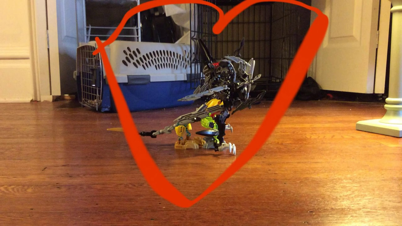 bionicle movie 3 part 1 youtube