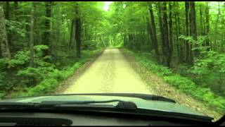 Free Campsite Video Tour - Old Job - Vermont - CarCamping.org