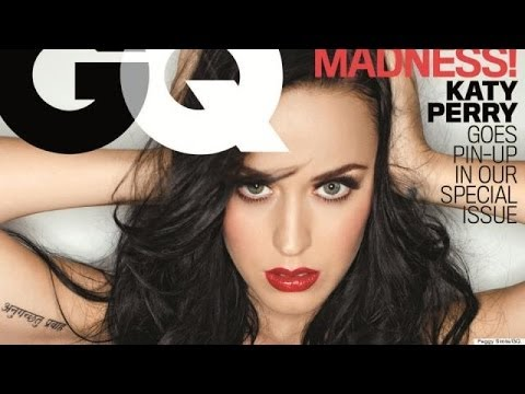 Katy Perry Stuns In Revealing Swimsuit On GQ Cover