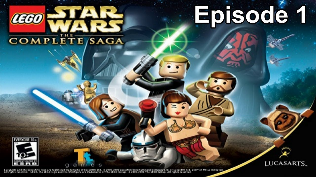 an analysis of the movie star wars episode one the phantom menace video game It's time to do that internet thing and rank all eight star wars movies star wars: episode i - the phantom menace i hated this one less than other people did at the time because, fun fact, this was the first star wars movie i ever saw.