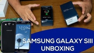 Samsung Galaxy S III: Unboxing (PT-BR) Set/2013