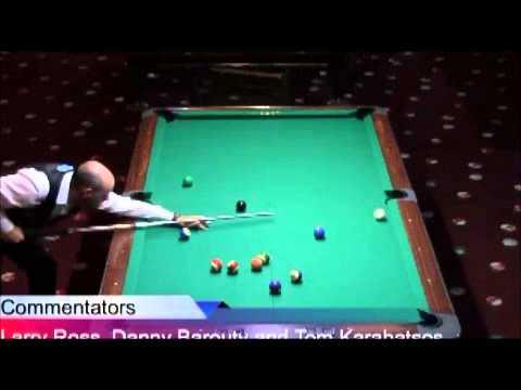 2015 World Straight Pool