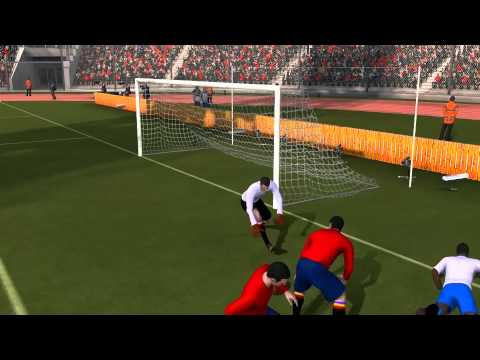 EP04 FIFA14 World Cup 1934 - Brazil vs Spain - 1st Round