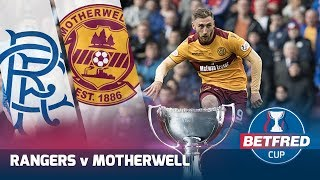 Magical Moult shines as Motherwell reach Betfred Final!