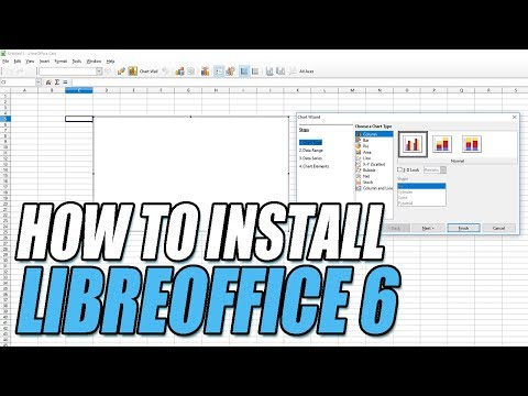 How To Install NEW LibreOffice 6 FREE Open Office Suite 2018