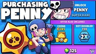 Buying Penny | Best Super | Noob to Pro | Brawl Stars