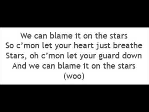Blame It On The Stars - Andy Grammer (Lyrics)