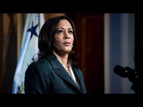 Vice President Kamala Harris visits Baltimore COVID vaccine site ...