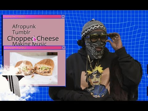 Leikeli47 on Tumblr, Chopped Cheese, and Doing What You Love | Trending Topics