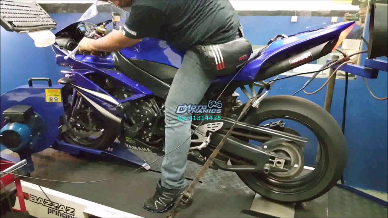 yamaha yzf r1 bazzaz zfi mussan exhaust dyno tuning. Black Bedroom Furniture Sets. Home Design Ideas