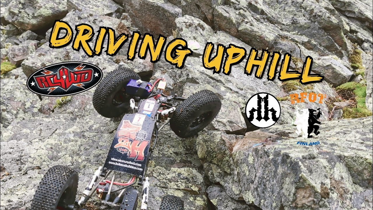 Download RC CRAWLER PRO DRIVING TIPS EPISODE 3 - DRIVING UPHILL