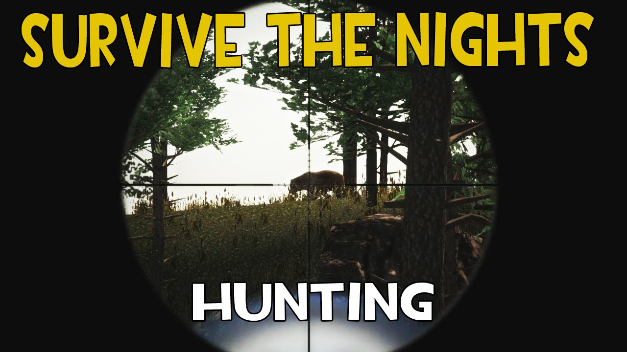 Survive The Nights - Open World Survival Game - Hunting and Crafting (EXCLUSIVE)