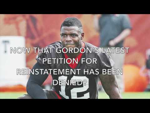 Josh Gordon should be irrelevant to the Browns
