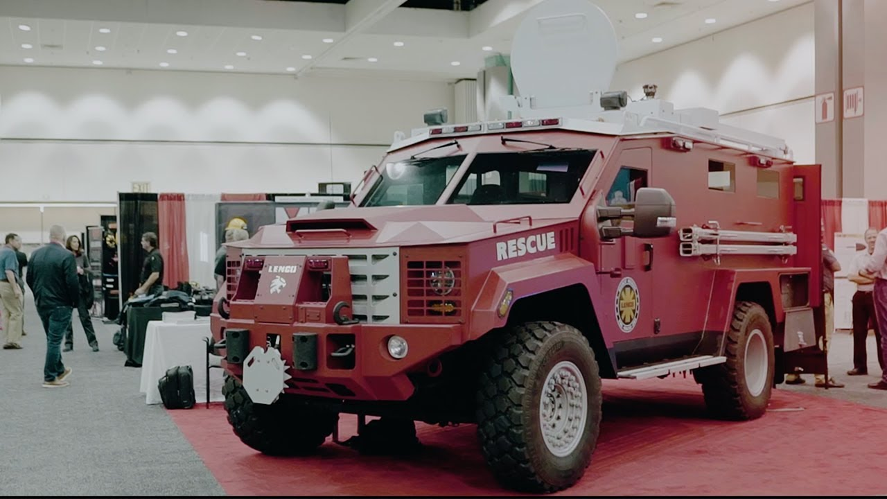 Firehouse World 2019 - Lenco Rescue Recap