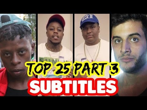 Top 25 Bars That Will NEVER Be Forgotten PART 3 SUBTITLES | SMACK URL Masked Inasense
