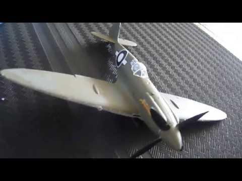 Revell Supermarine Seafire Mk. XV in 1:48 scale